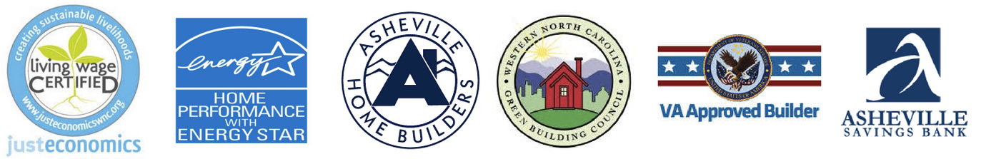 Old North State Building Company Badges and Certifications